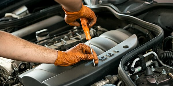 Used car servicing in East Peckham